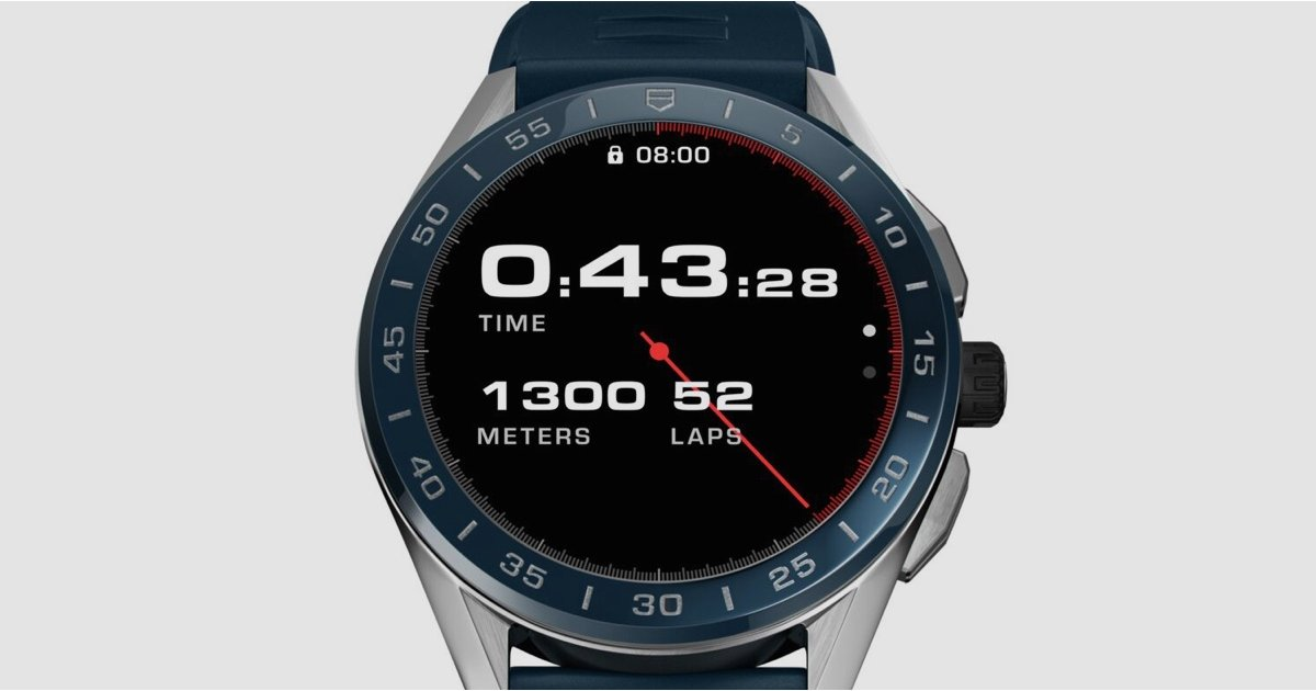 Tag Heuer adds new swimming and running features – Wareable