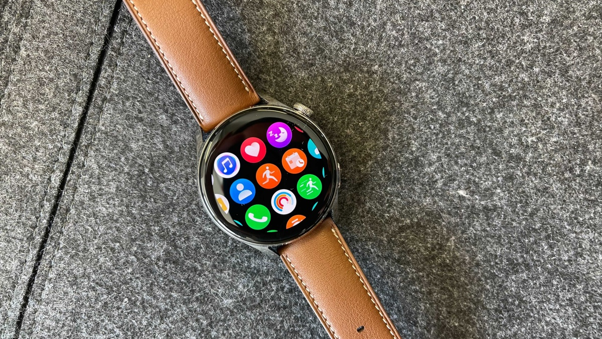 Huawei Watch 3 launches with Harmony OS