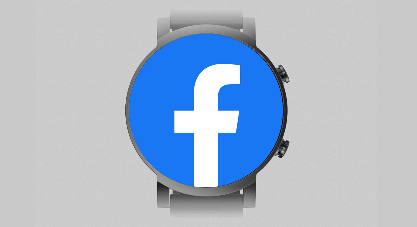Facebook smartwatch will have two cameras