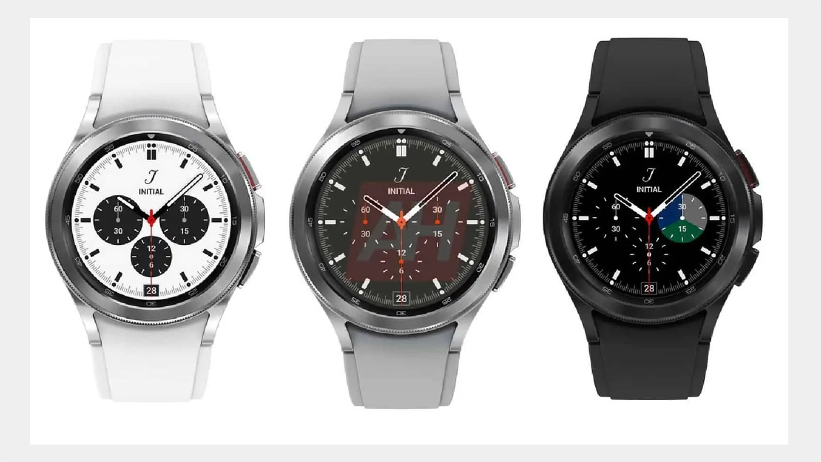 Galaxy Watch 4 Classic pictures leak