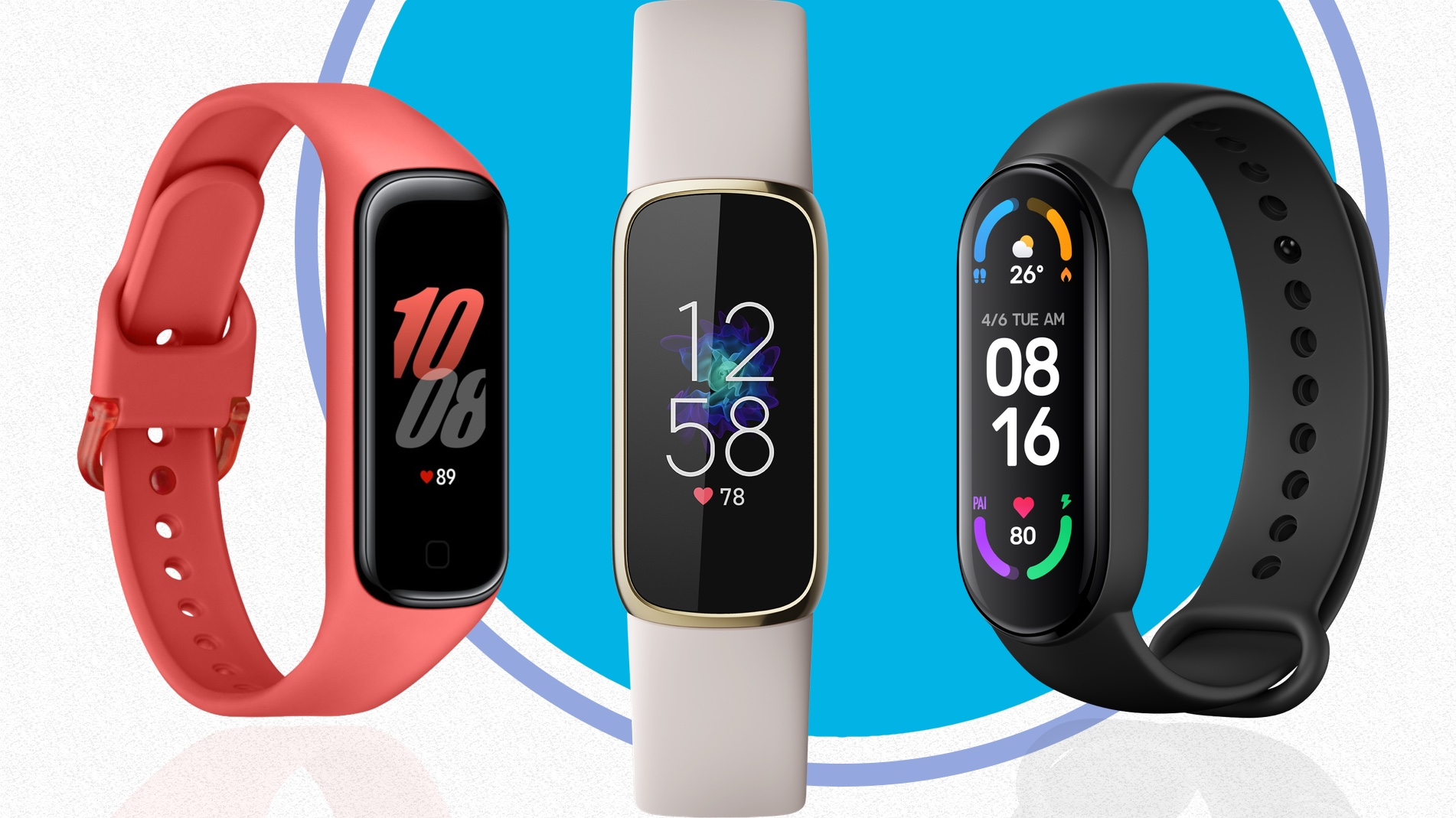 Best fitness trackers to buy 2021