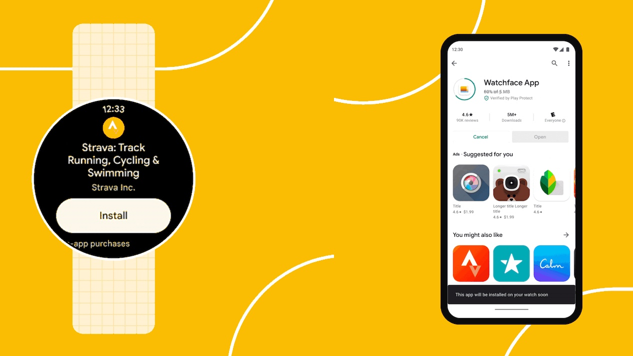 New Wear OS update targets apps