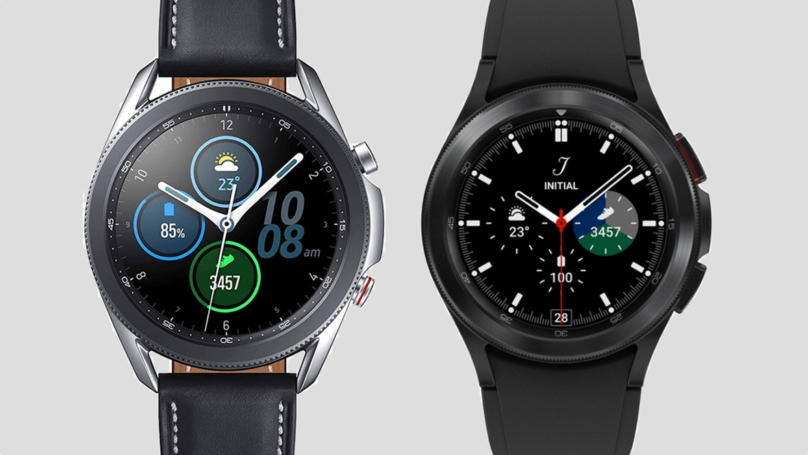 Samsung Galaxy Watch 4 v Watch 3: the big differences revealed