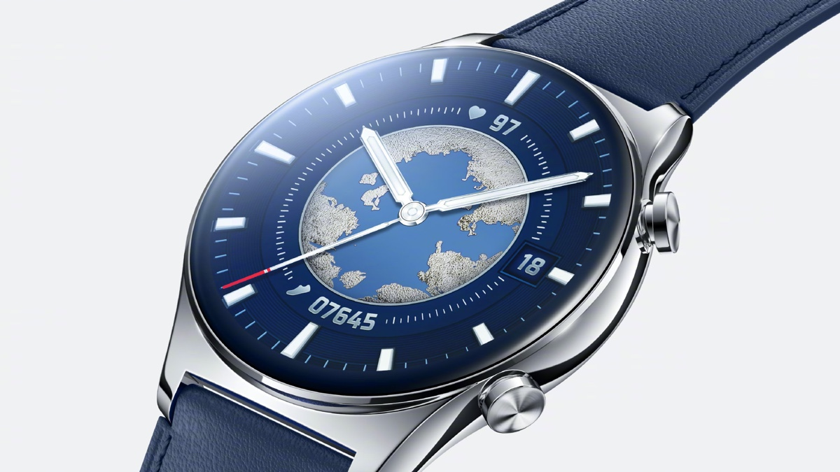 New Honor Watch GS3 unveiled