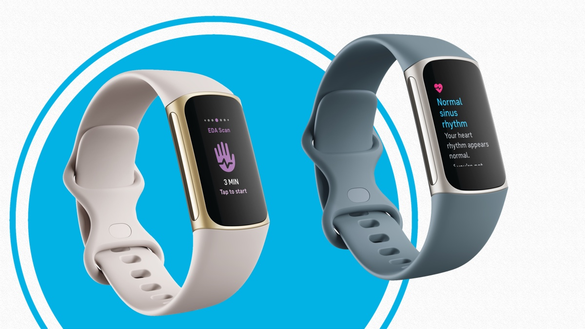 Fitbit Charge 5 lands with ECG