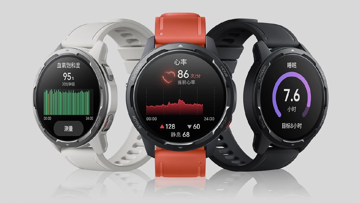 Xiaomi Mi Watch Color 2 lands in China
