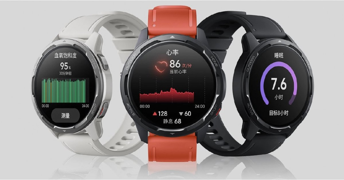 Xiaomi Mi Watch Color 2 lands in China with 12 day battery life – Wareable