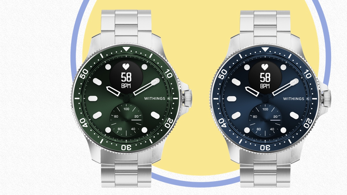 Withings launches ScanWatch Horizon