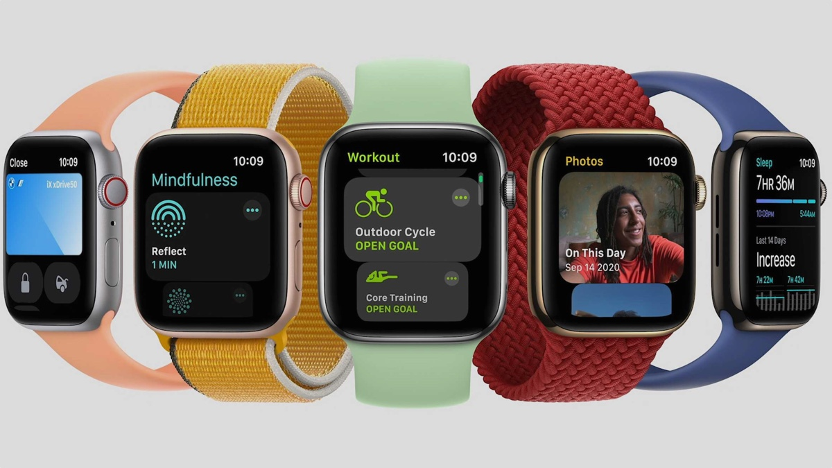 Apple confirms Series 7 release date