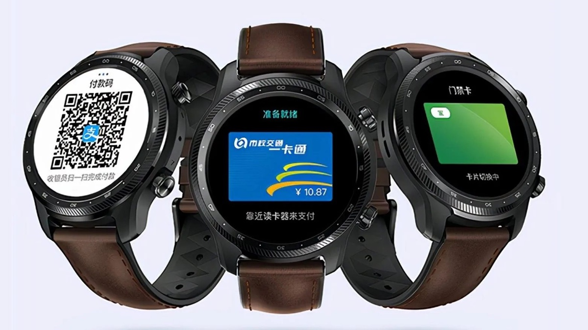 TicWatch Pro X launches in China