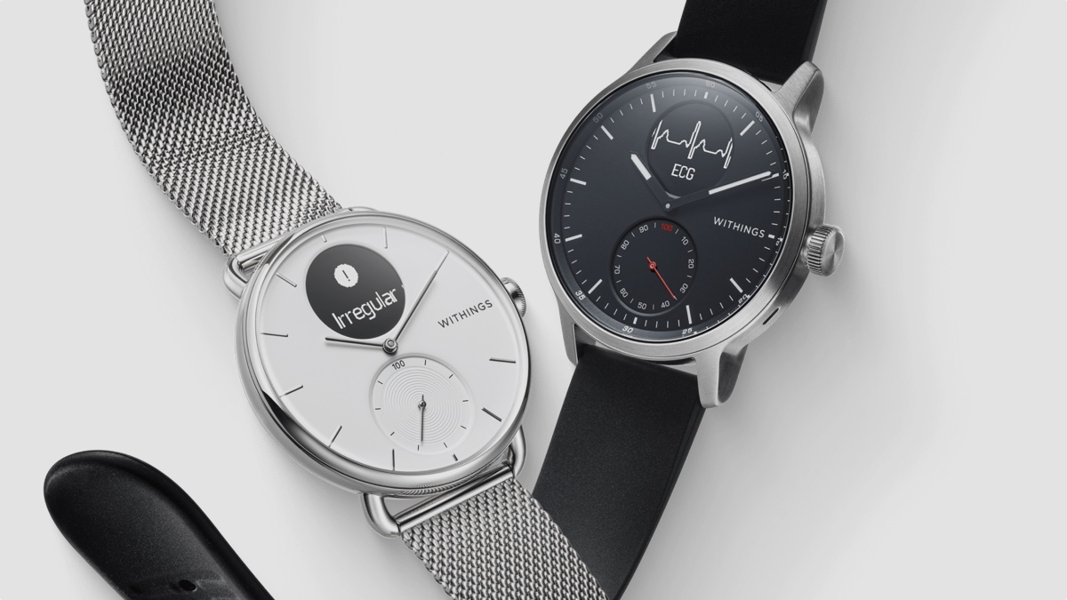 Withings ScanWatch heading to the US