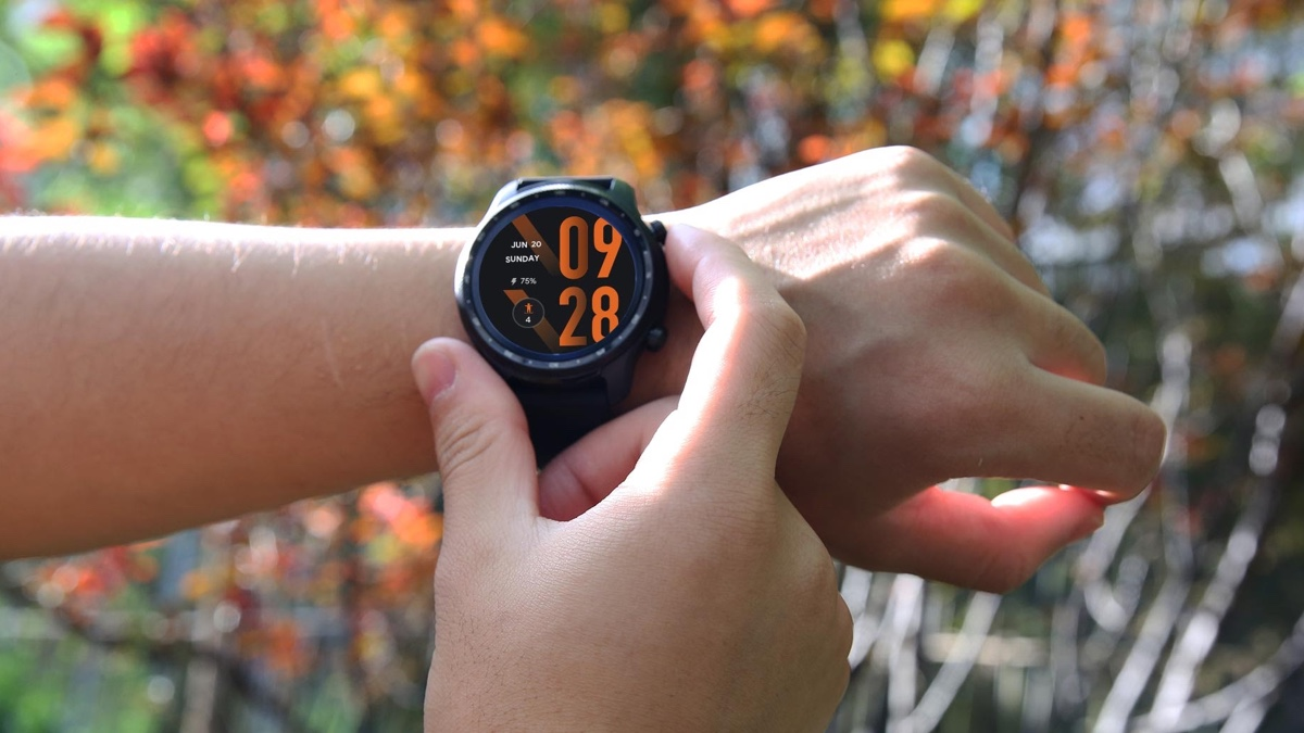 TicWatch Pro 3 Ultra drops with Afib