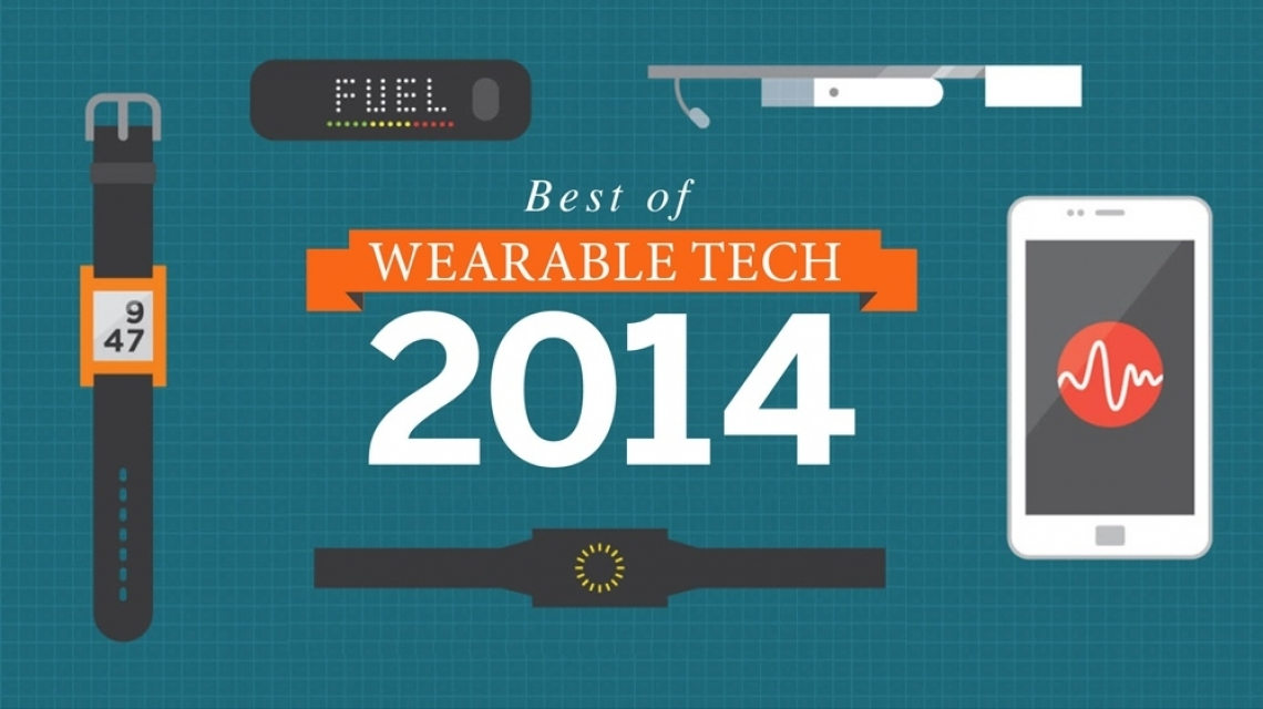 By Jawbone to Misfit: the Wearables of the Year 2014