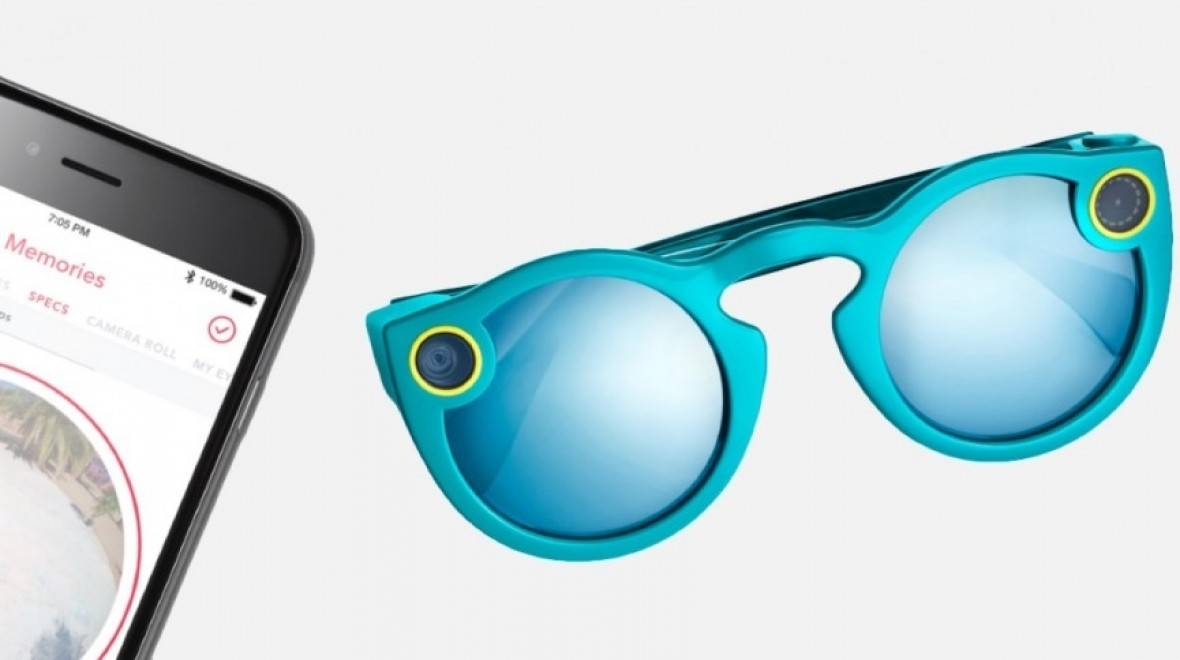Snap Spectacles are getting a bigger rollout