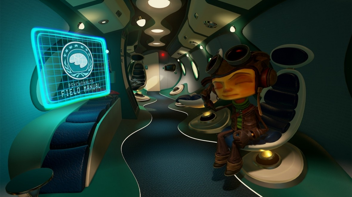 Double Fine talks adapting to VR