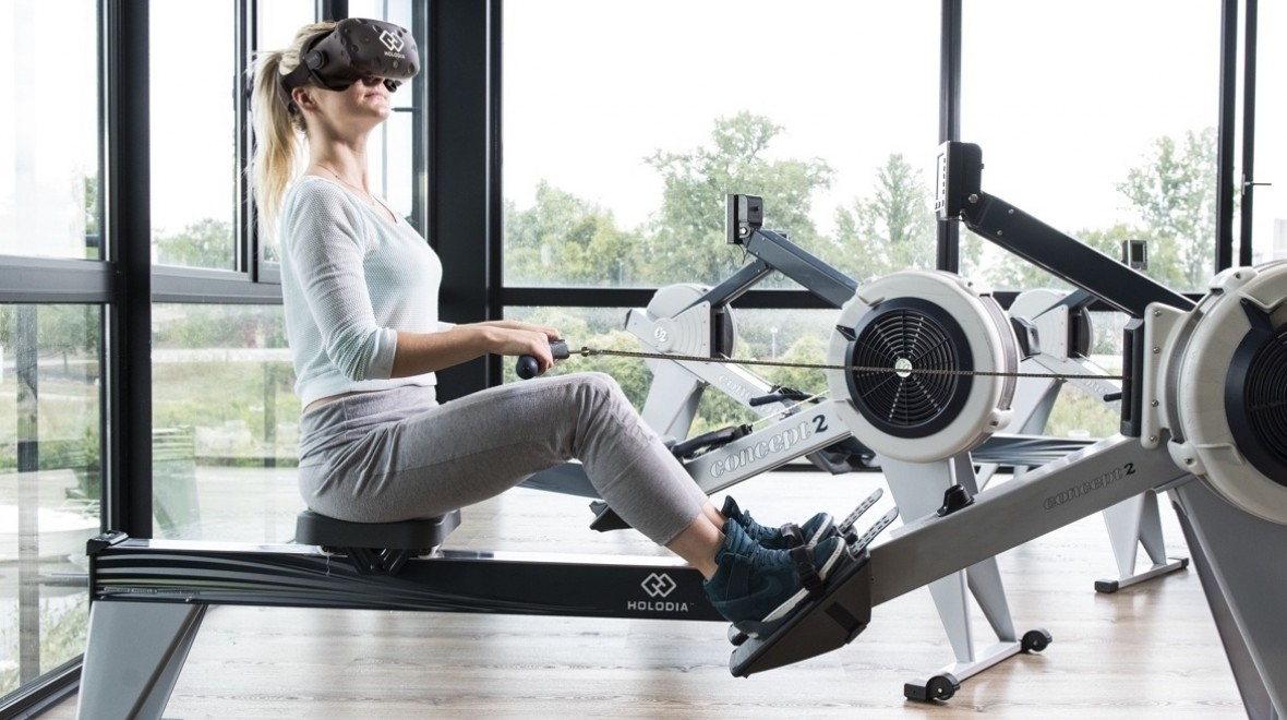 Is VR about to reinvent fitness?