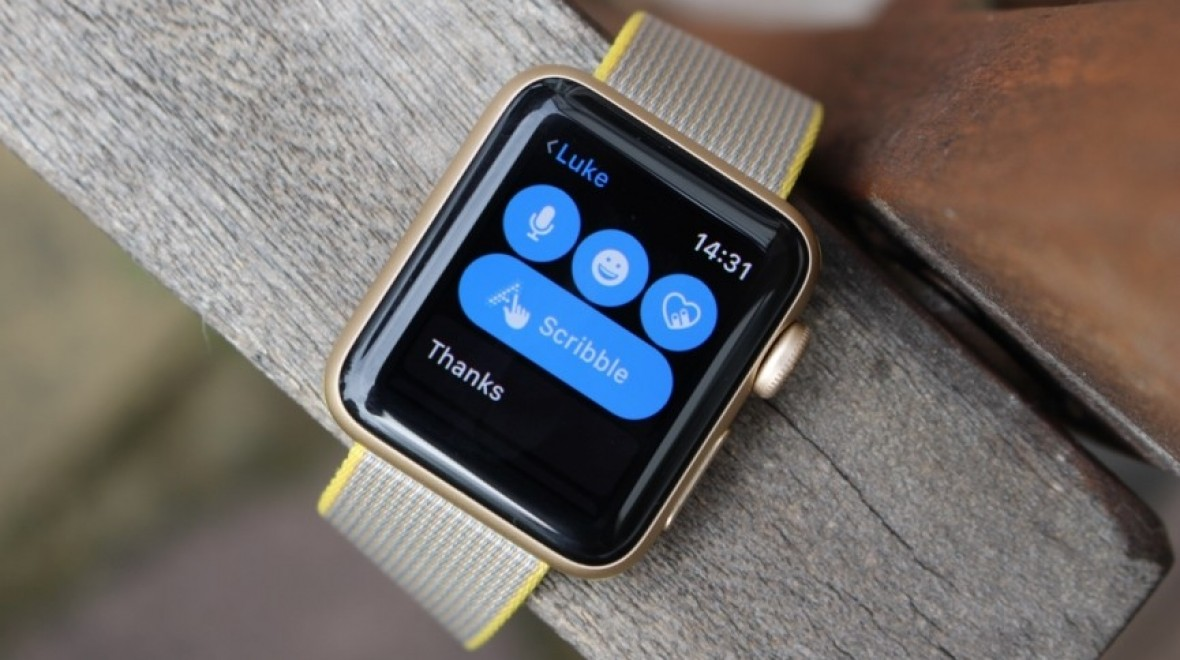 And finally: Apple's wearable future