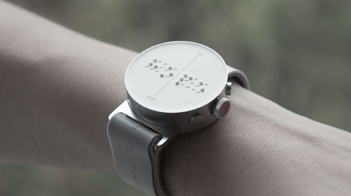 Dot's Braille smartwatch will finally ship
