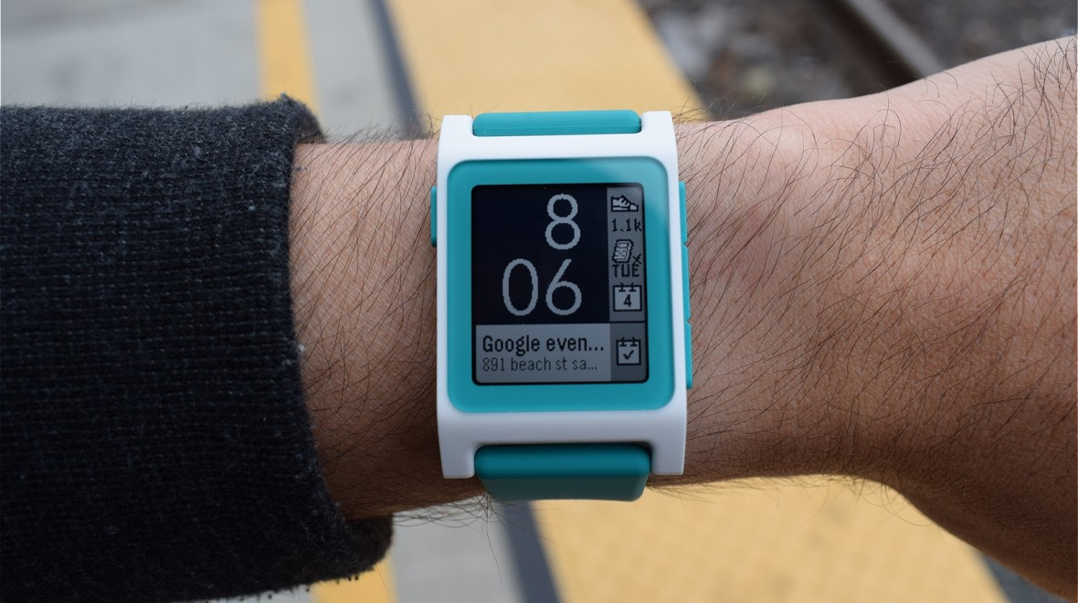 Fitbit paid a pittance for Pebble