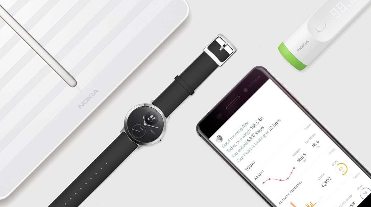 Withings goes big on health
