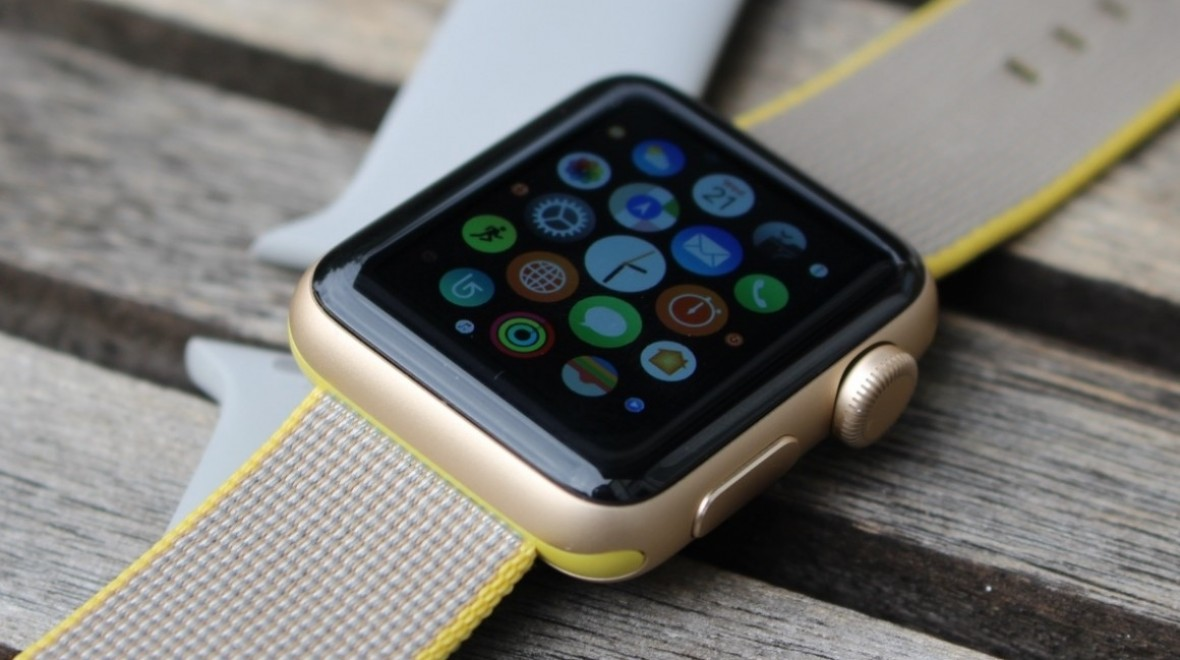 Restore an Apple Watch with this device