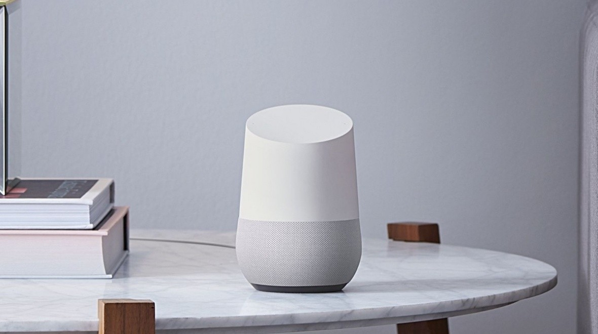 Google Home starts playing ads