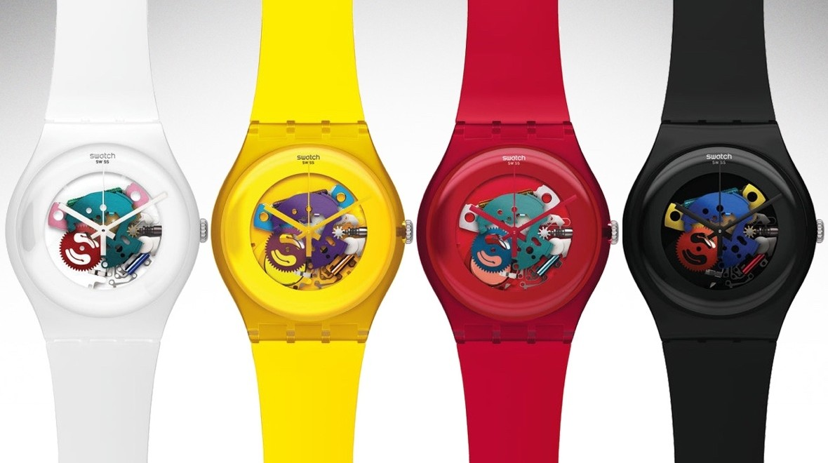 Smart Swatch? It's not too late