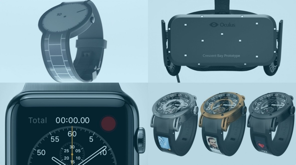 2015: Wearable tech we're excited about