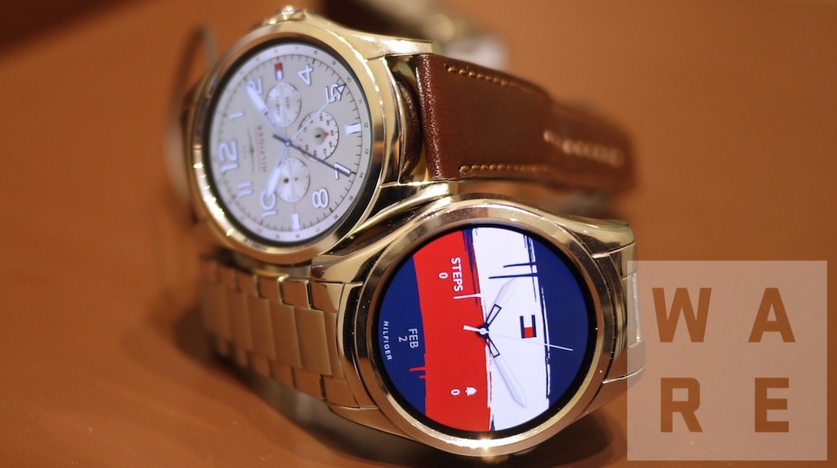 Tommy Hilfiger TH24/7You on show