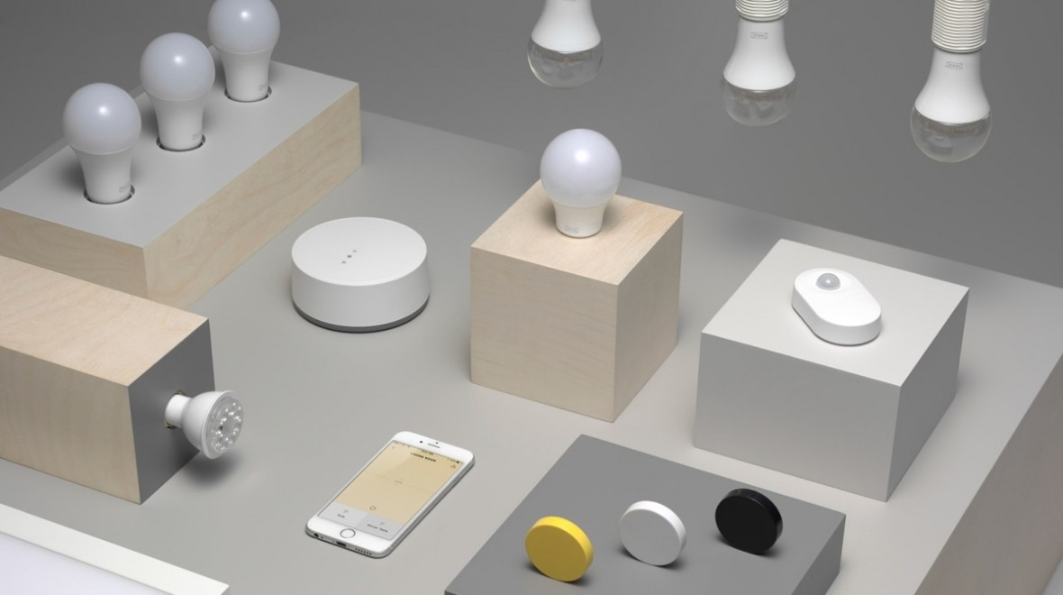 IKEA's accessible smart home collection
