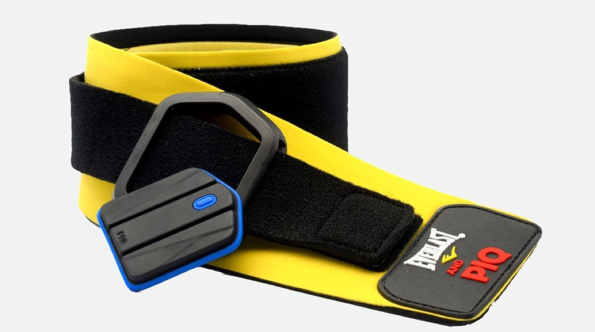 PIQ's boxing wearable now up for grabs