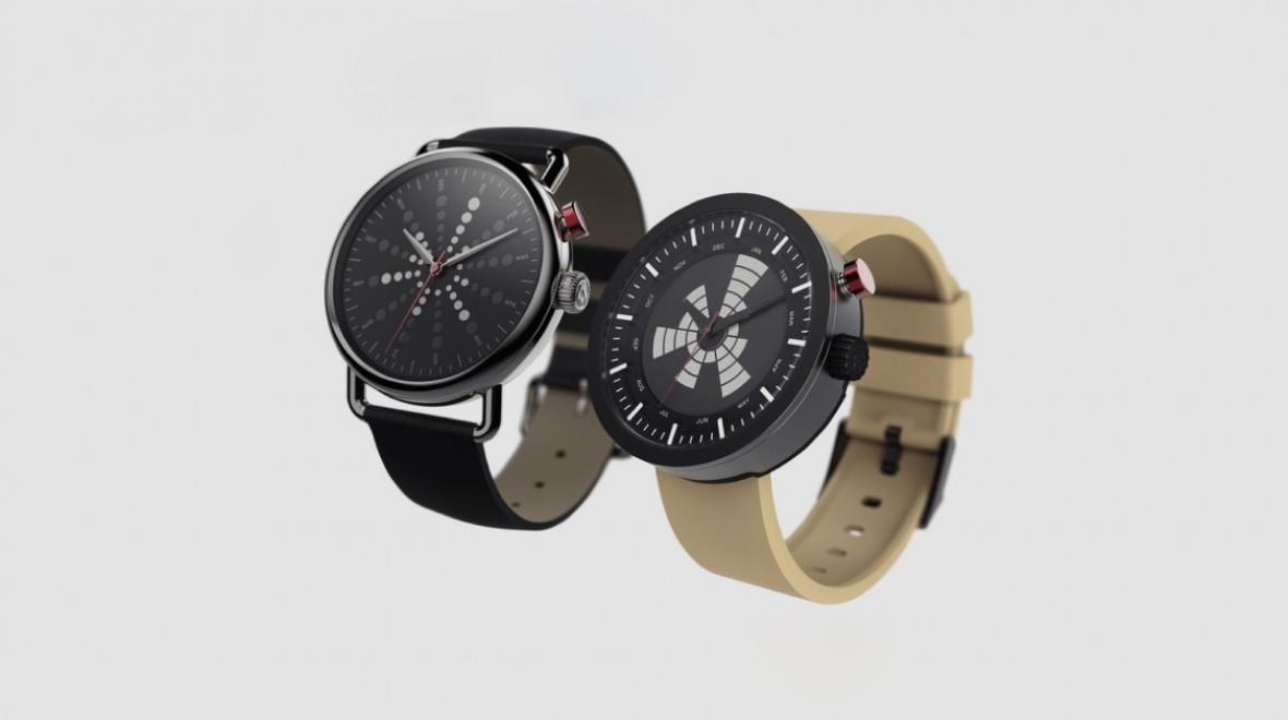 Monograph smartwatch will track stories