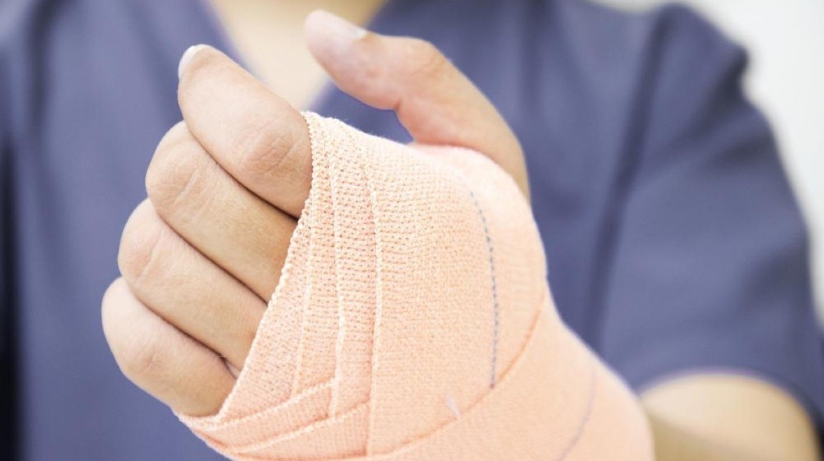 Smart bandages are happening soon