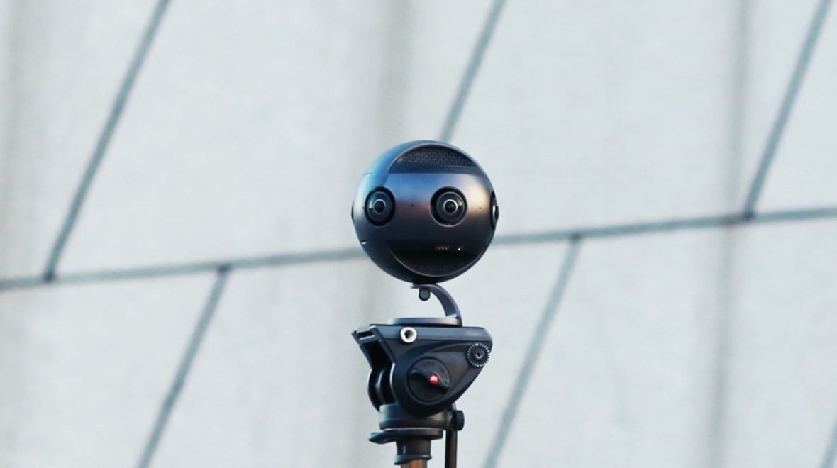 Hands on with the Insta360 Pro