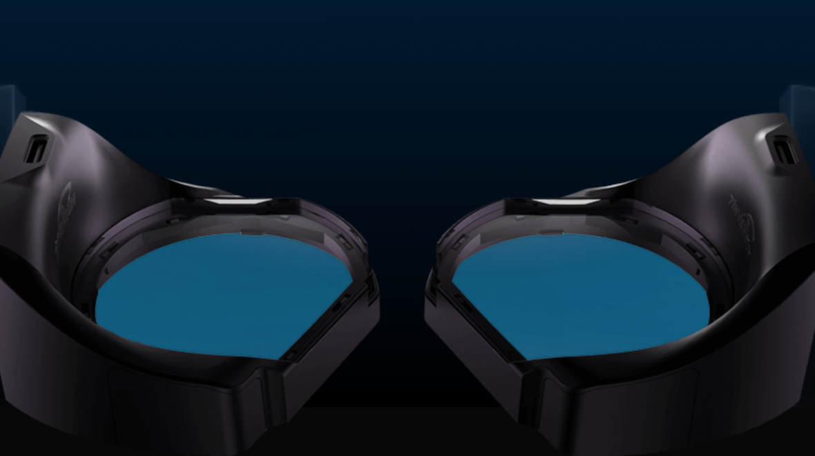 HTC Vive getting real-time eye tracking