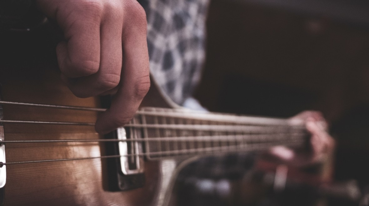 This wearable will help you play guitar
