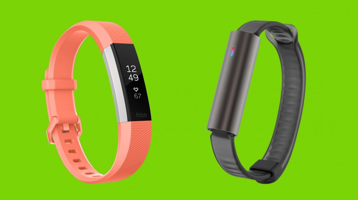 Fitbit Alta HR v Misfit Ray