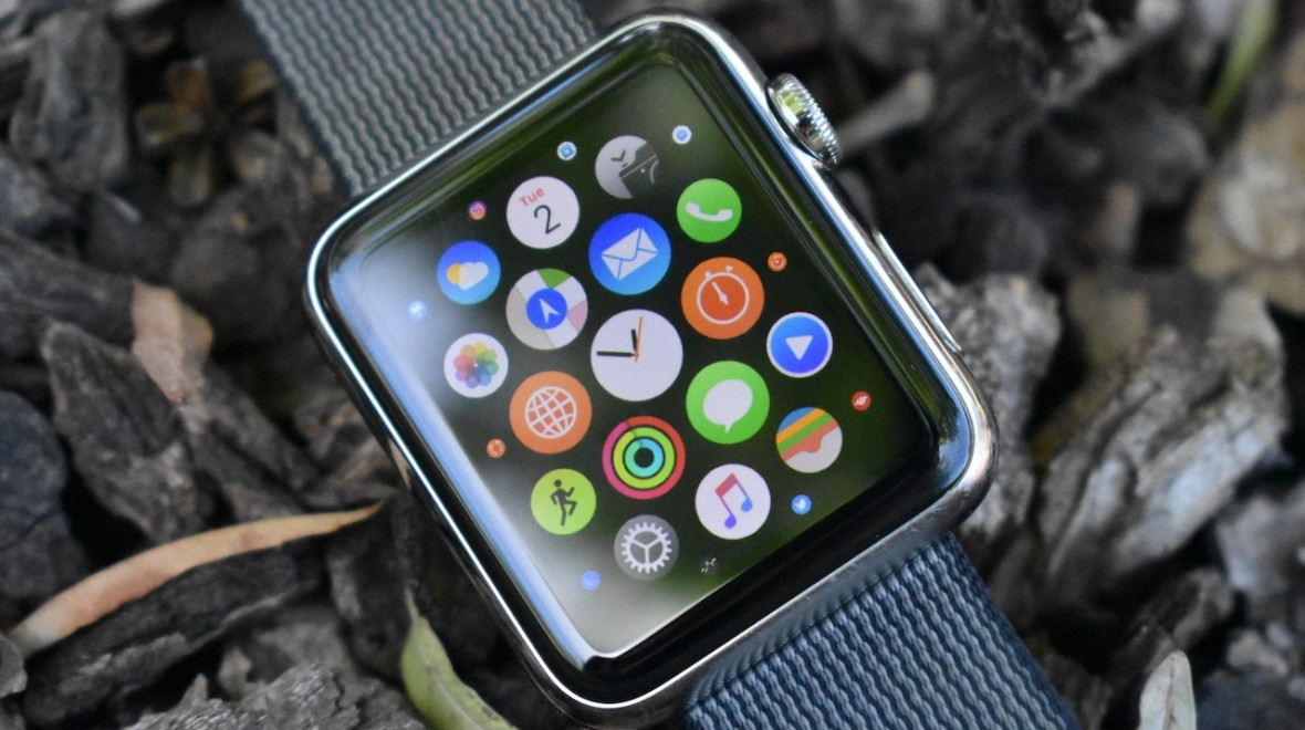 Apple Watch sales almost double