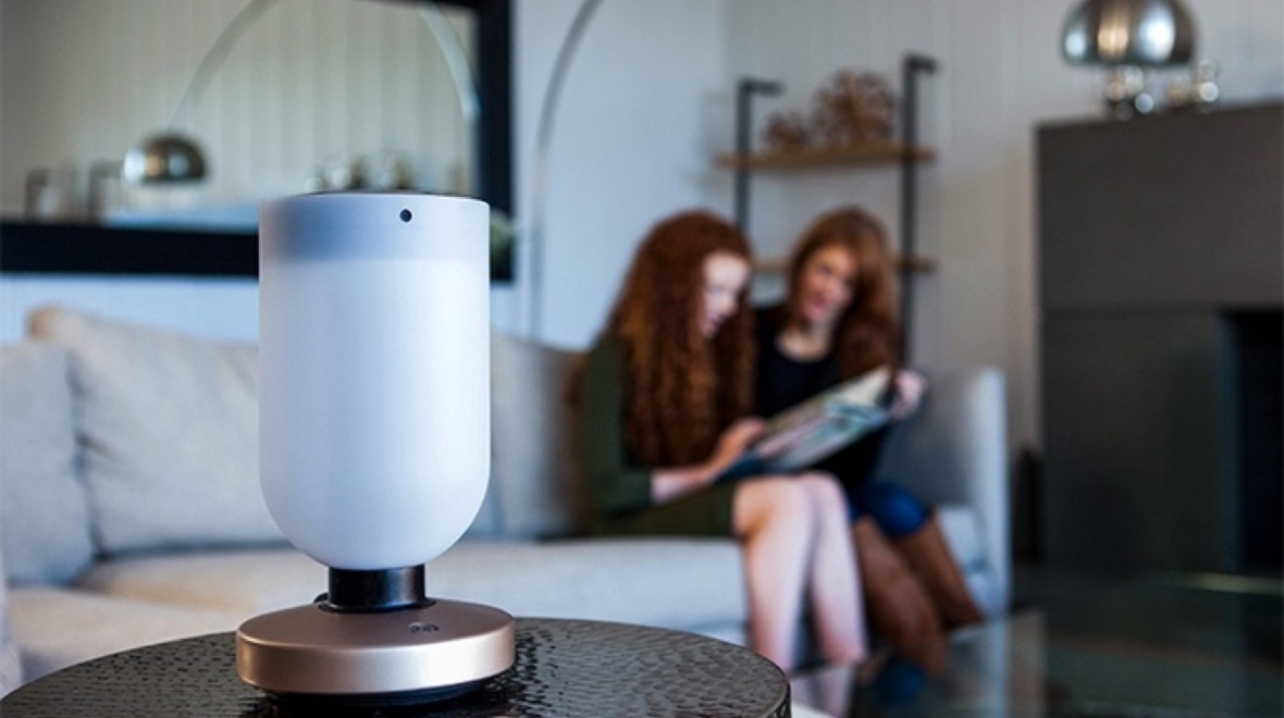 This smart lamp wants to rule your home