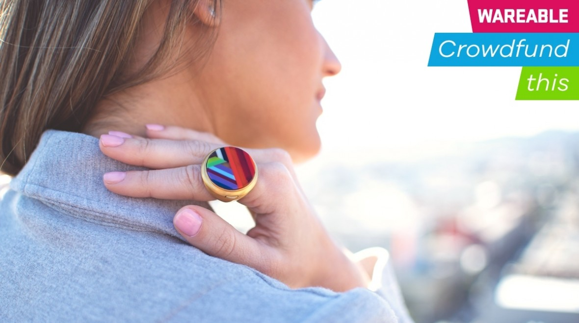 Loop smart ring aims to keep you safe