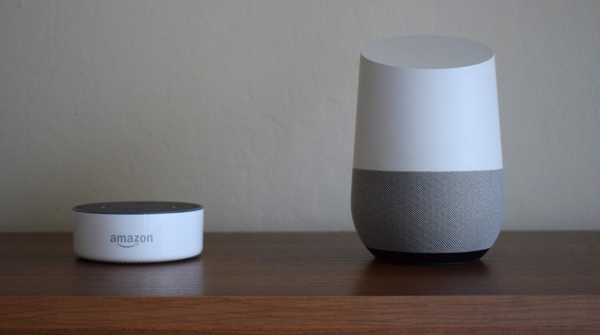 Google and Alexa go to battle