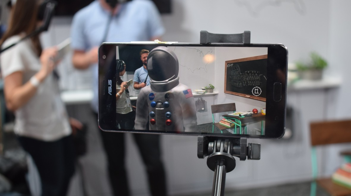 Why Google's AR project excites me