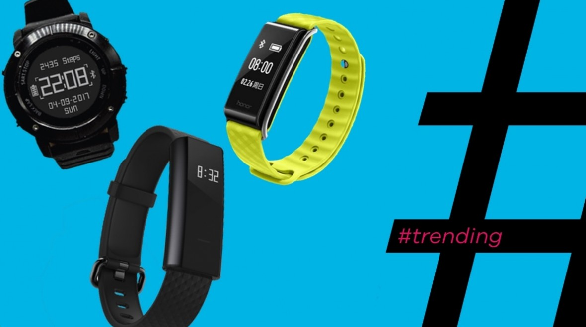 #Trending: Budget wearables are here