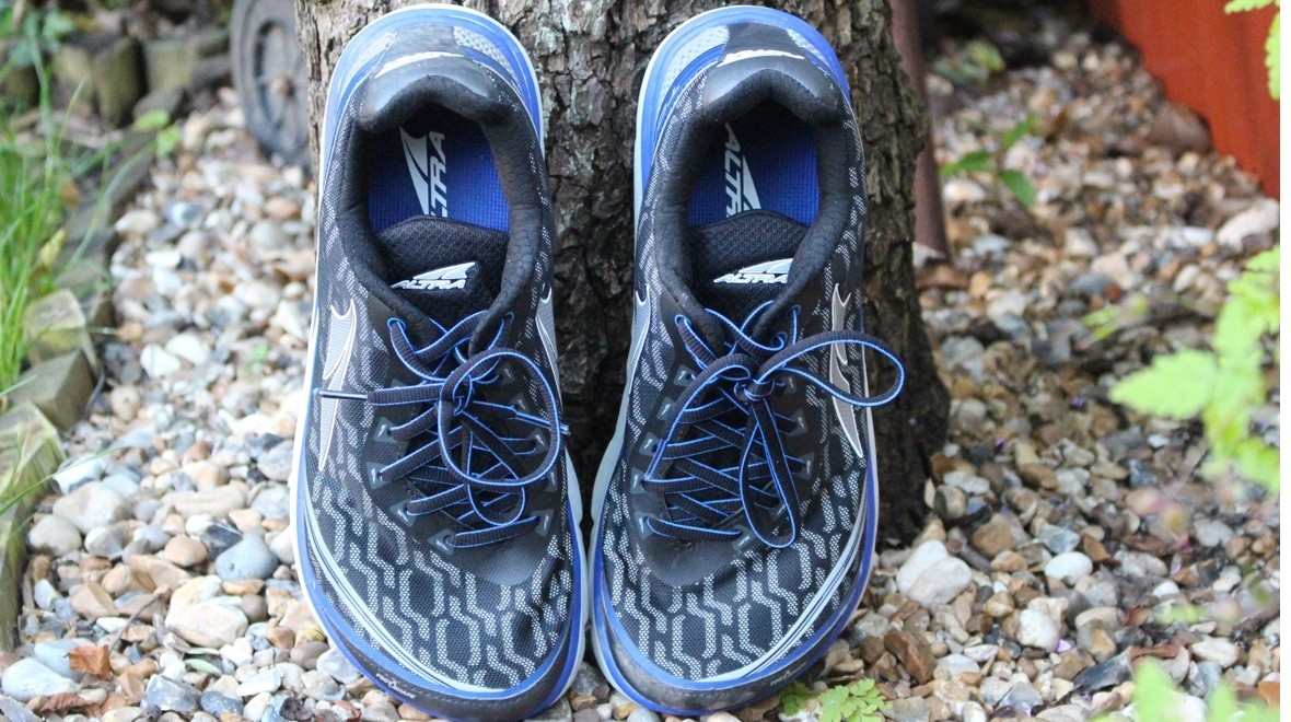 Running with Altra's smart shoes