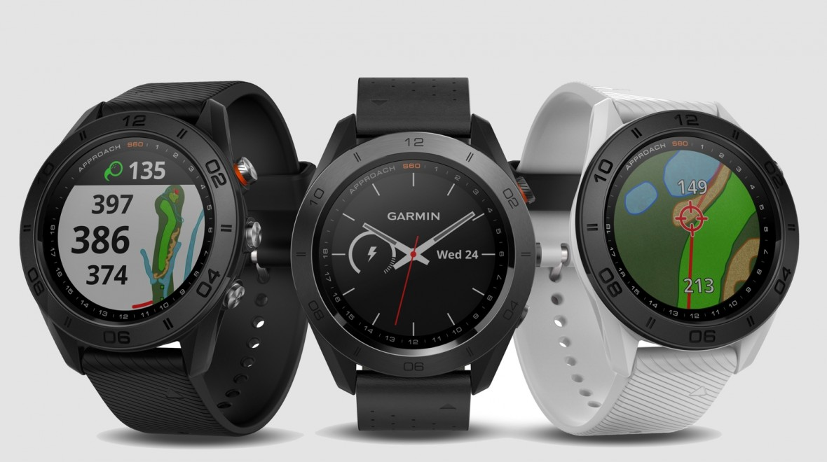 Supercharged Garmin Approach S60 chips in