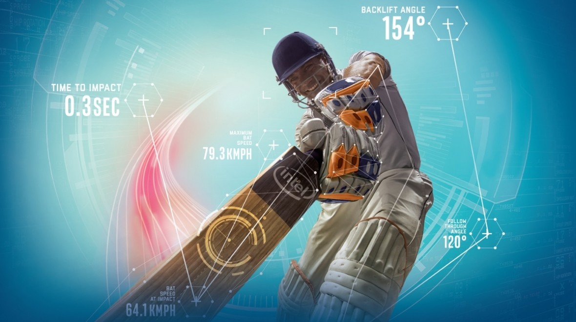 Intel is bringing cricket into the future