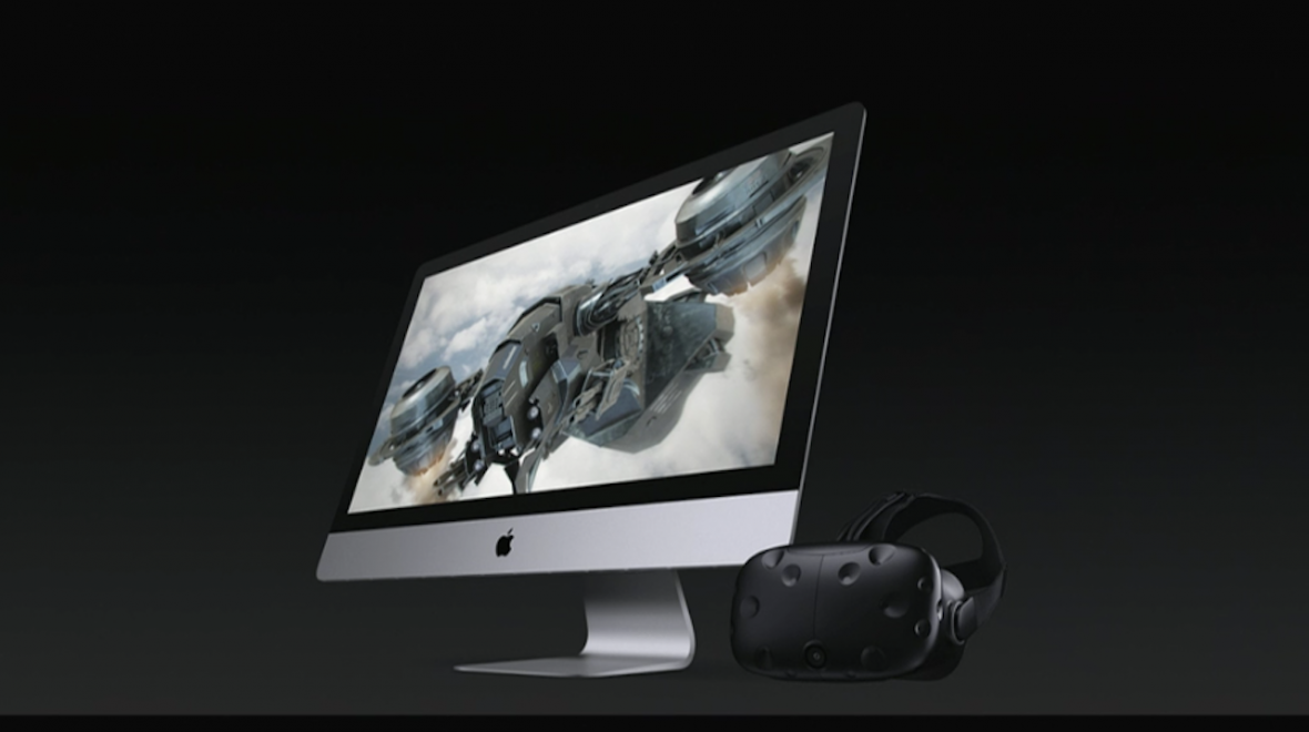 Mac gets VR serious