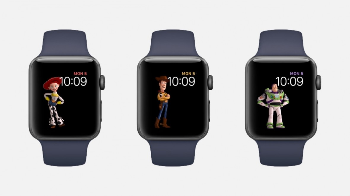 What's new in watchOS 4