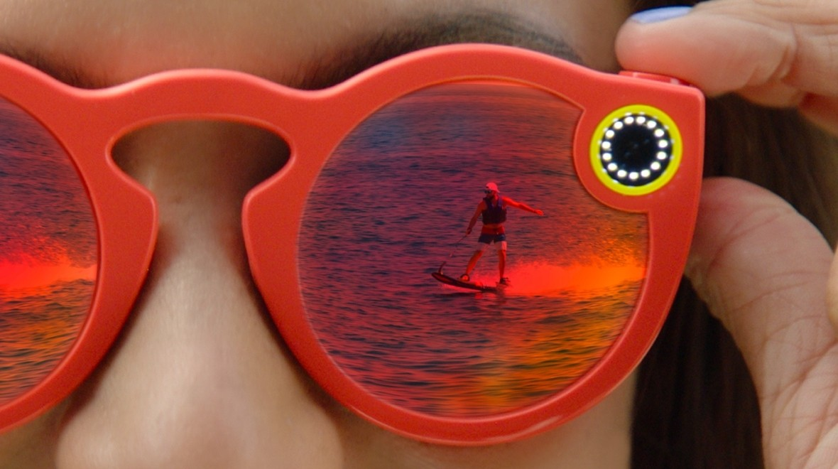 Snap Specs grab gold at Cannes Lions