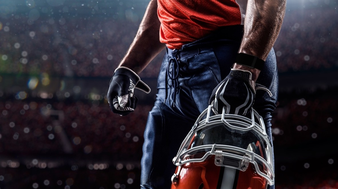 Wearables and fantasy football collide